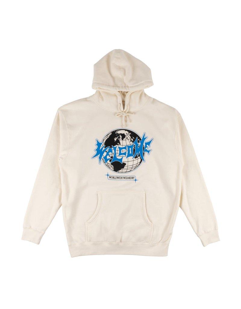 Welcome Mister Worldwide Hoodie