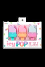 Ooly Icy Pop Erasers
