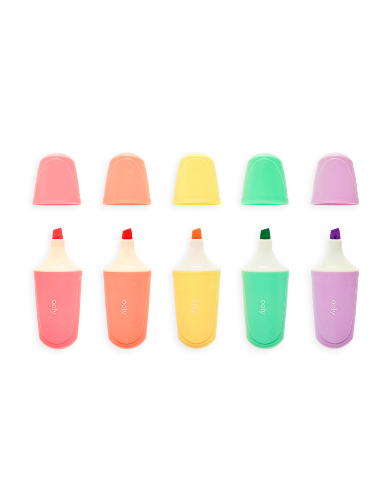Ooly Le Bonbon Scented Highlighters