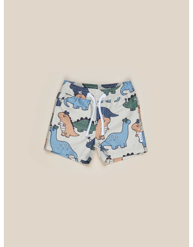 HuxBaby Dino Swim Shorts