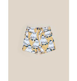 HuxBaby Yeti Swim Shorts
