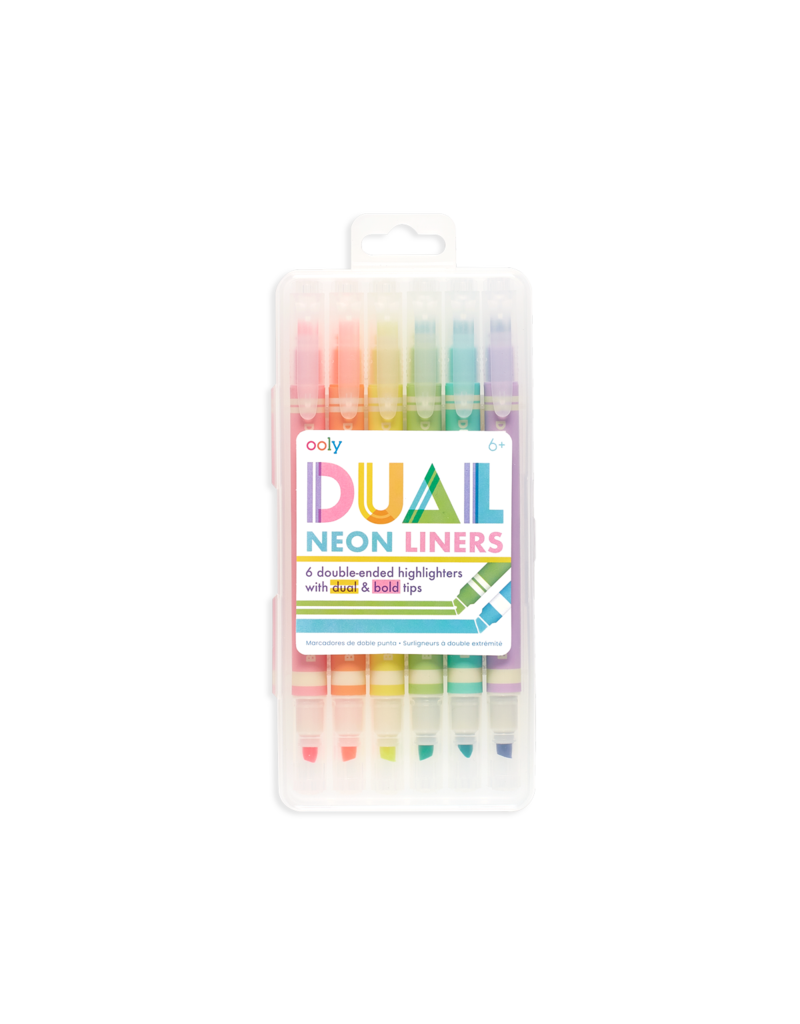 Ooly Dual Liner Double Ended Highlighter