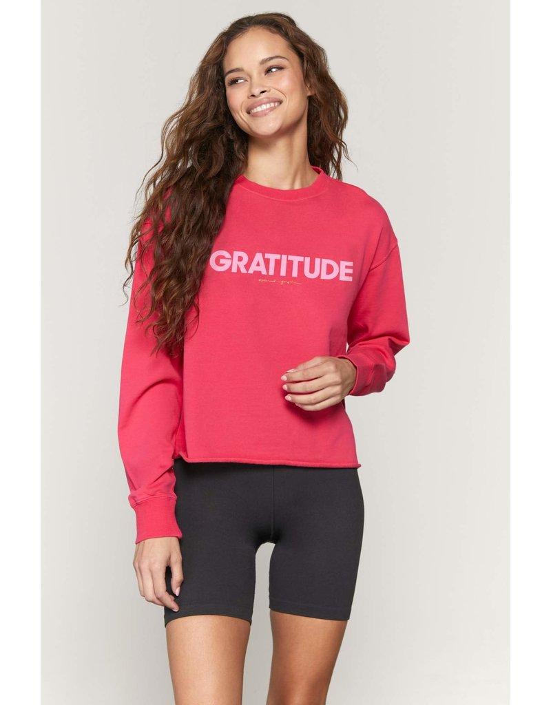 Spiritual Gangster Gratitude Mazzy Sweatshirt
