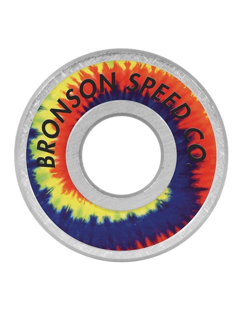 Bronson Pro Bearings G3 Aaron Jaws Homoki