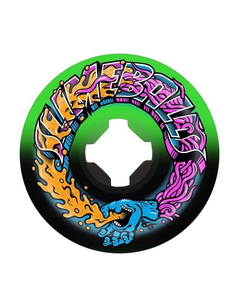 santa Cruz Greetings Speed Balls Wheels