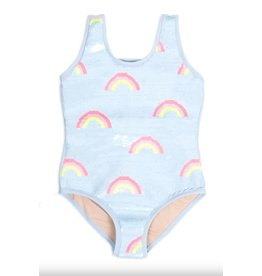 Shade Critters One Piece Magic Flip Sequin Swimsuit