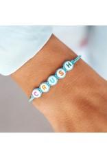 Pura Vida Bracelets Crush Word Bracelet