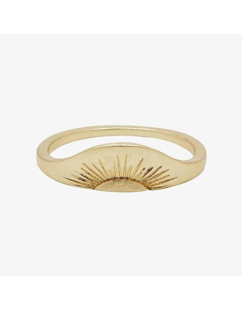 Pura Vida Bracelets Rising Sun Ring