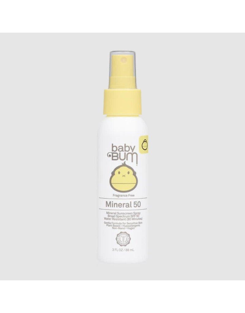 sunbum Baby Bum Mineral Sunscreen Spray