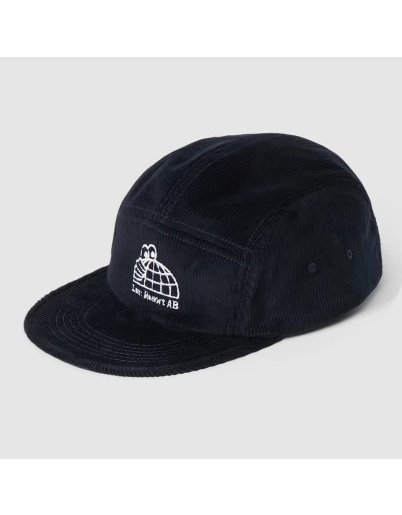 Last Resort AB Half Globe Cord 5-Panel Hat