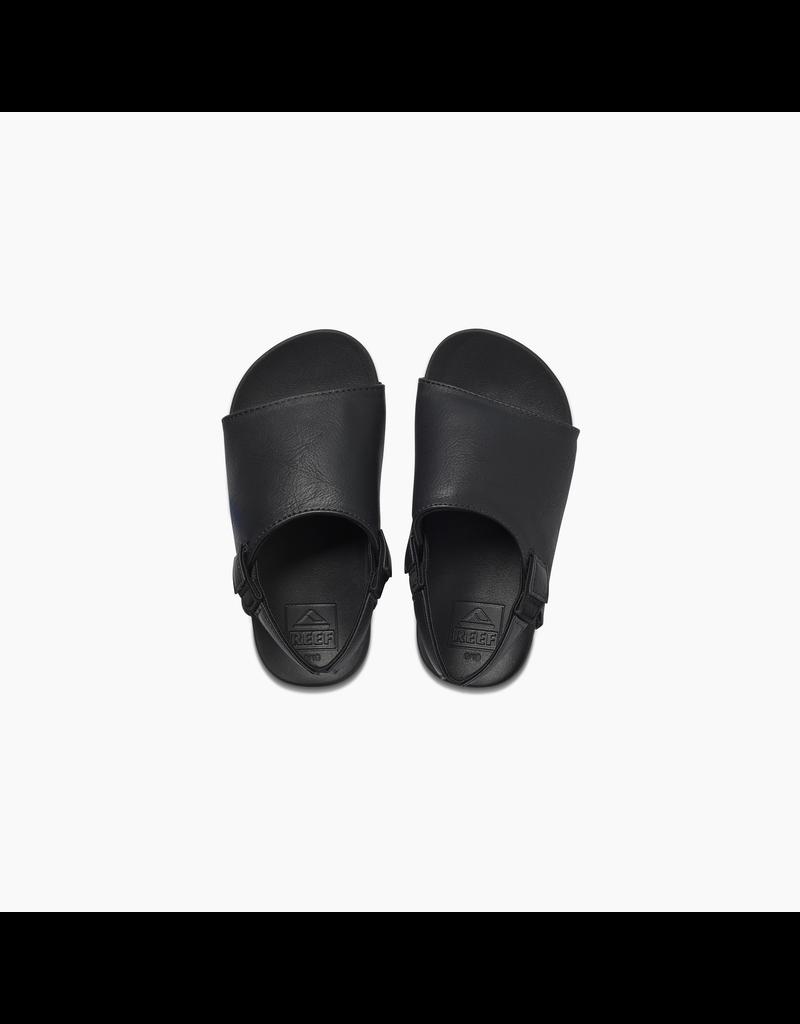 Reef Little Cushion Slide Sandal