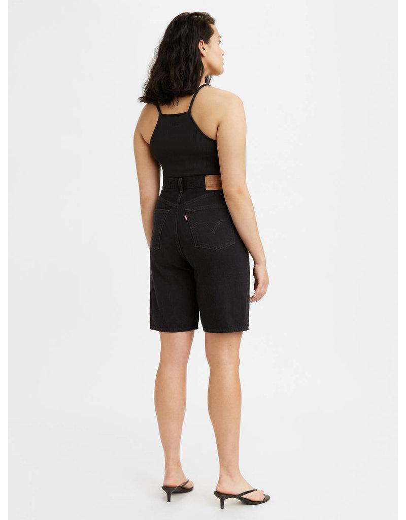 Levis High Loose Bermuda Shorts