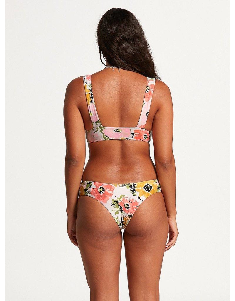 VOLCOM Counting Down Halter Bikini Top