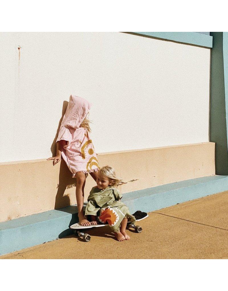 Sunny Life Beach Poncho
