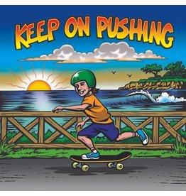 Keep On Pushing Book