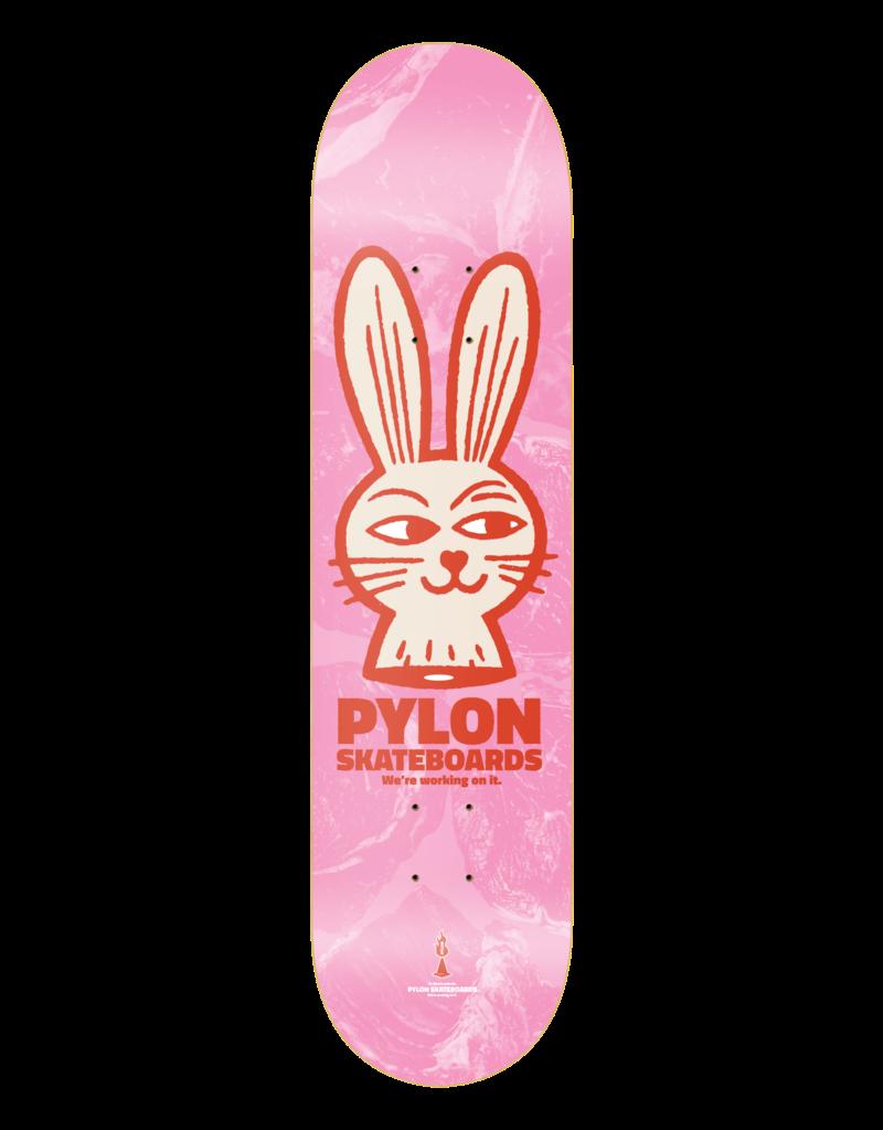 Pylon Skatebords Bunny Meat Deck