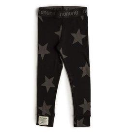 nununu Star Logo Waistband Leggings