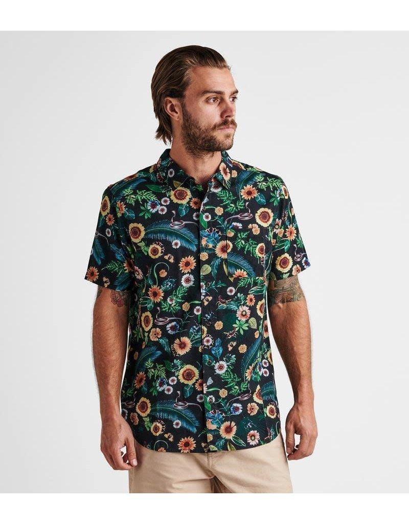 Roark Menara Flora Button Up Shirt