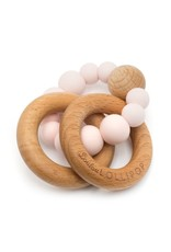 Louloulollipop Bubble Silicone & Wood Teether