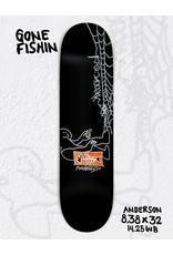 Krooked Anderson Gone Fishin' Deck