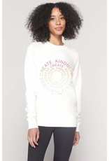 Spiritual Gangster Kindness Old School Sweatshirt
