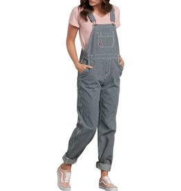 Dickies Womens Relaxed Fit Bib Overalls