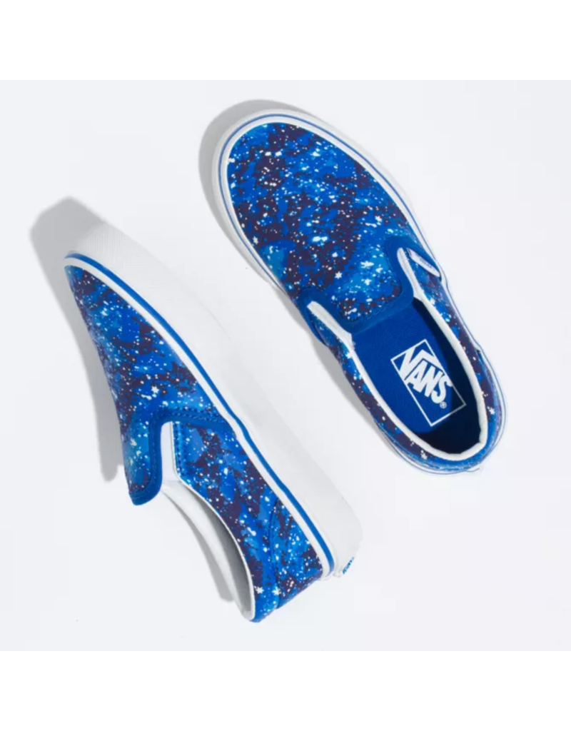 Vans Kids Galactic Glow Classic Slip-On