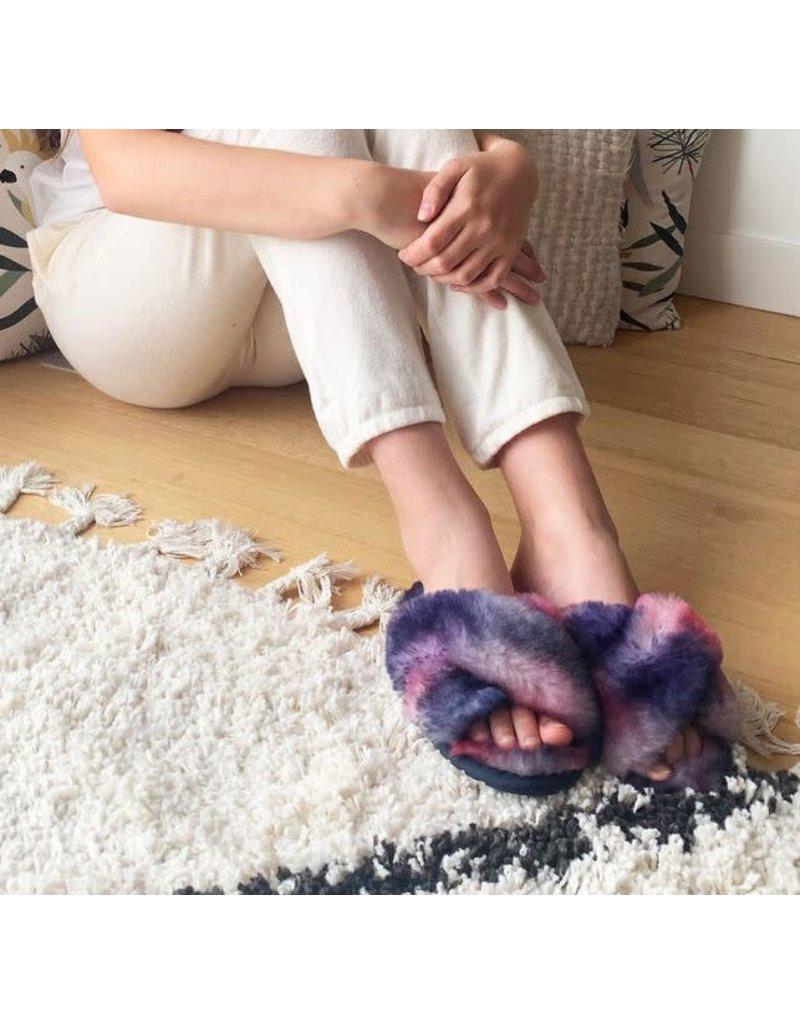 EMU Australia Mayberry Tie Dye Teens Slipper