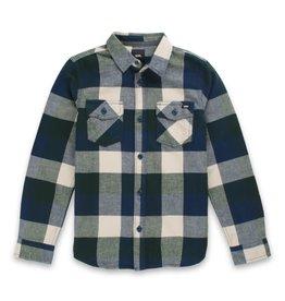 Vans Big Kids Box Flannel Shirt
