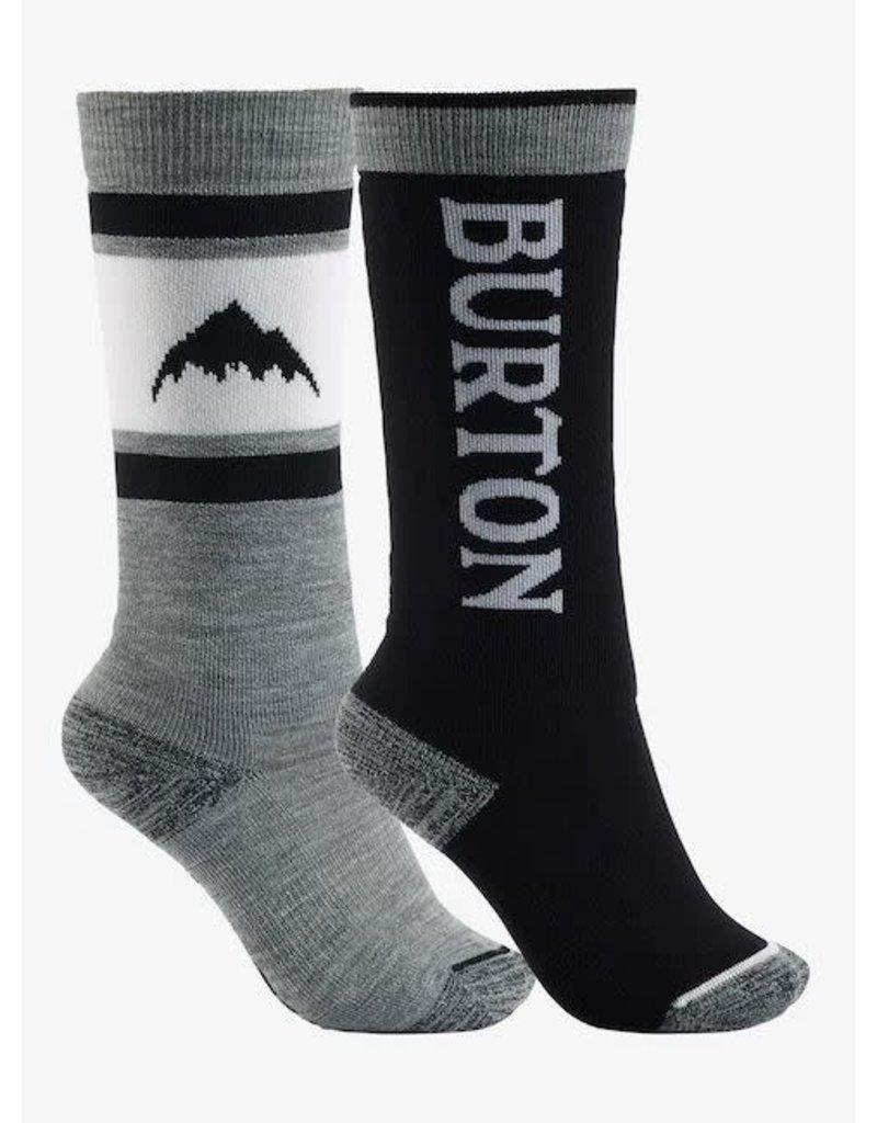 BURTON Kids Weekend Midweight Sock 2-Pack