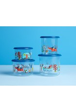 Sugarbooger Good Lunch Snack Containers Set of 2