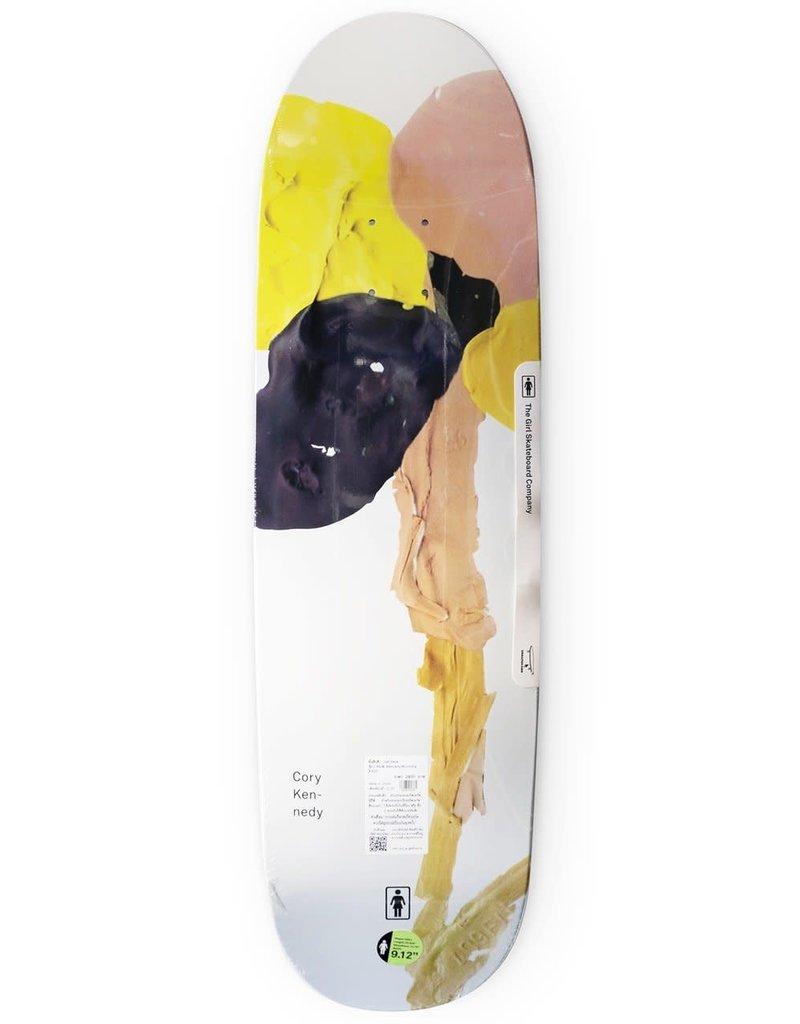 Girl Kennedy Blooming Deck