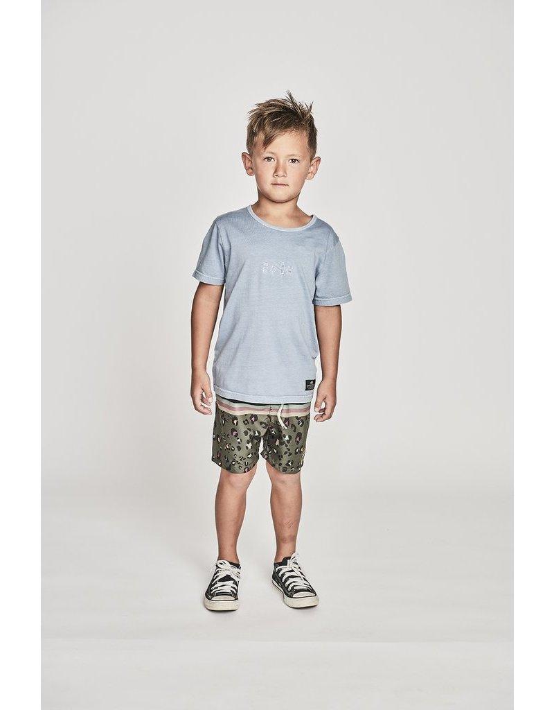 Munster Kids Neon Leo Short