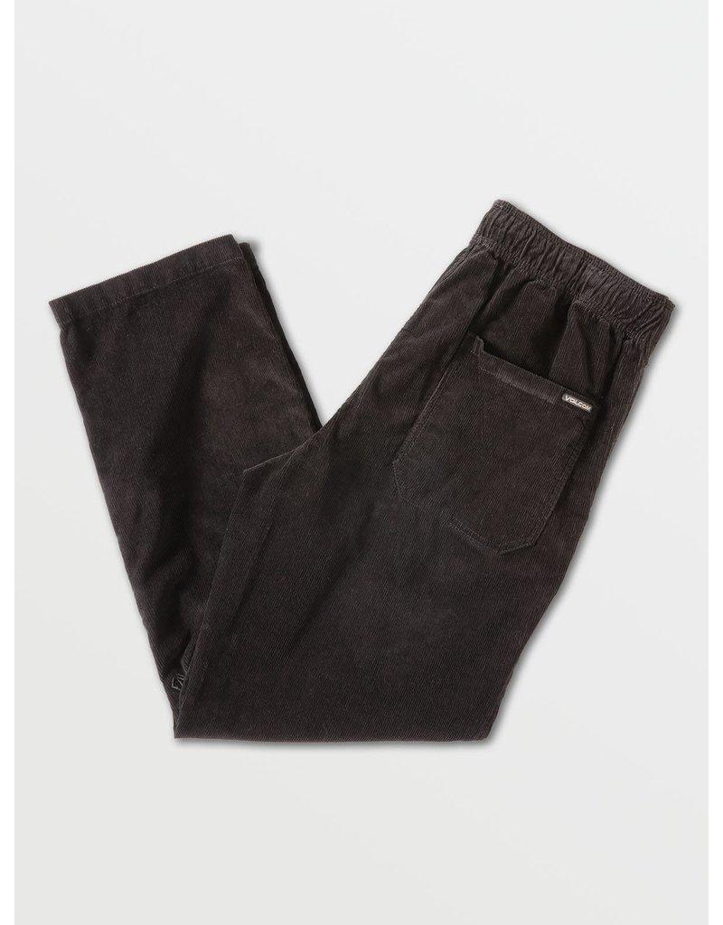 VOLCOM Psychstone Elastic Waist Pant