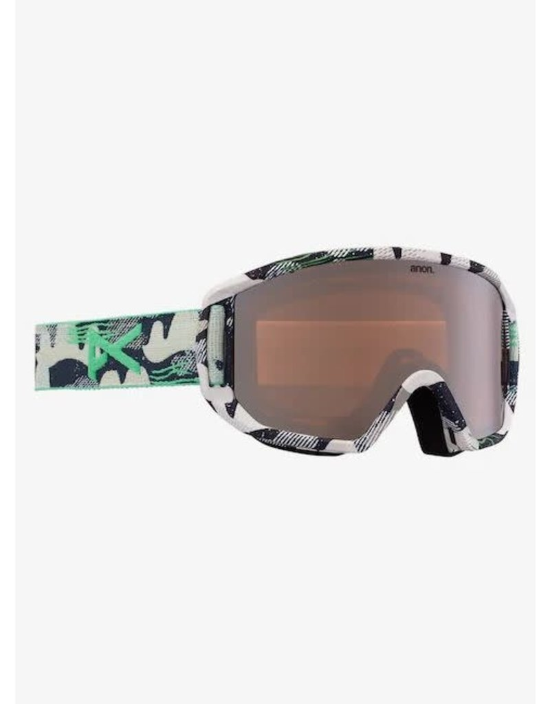 ANON Kids Relapse Jr. Goggle + MFI Face Mask