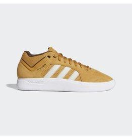 ADIDAS Tyshawn Shoes Mesa / Chalk White / Dark Brown 8