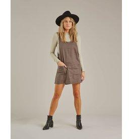 Rylee + Cru Odette Overall Dress