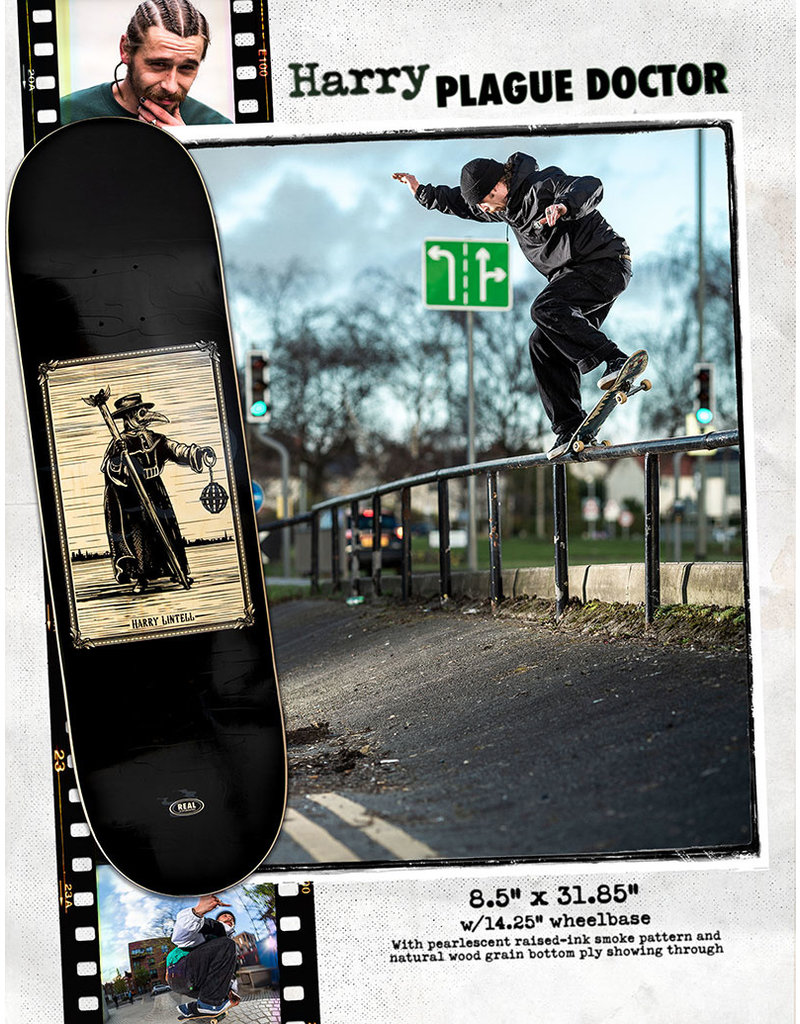 Real New Pro One-Off Deck