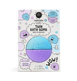 Nailmatic Twin Bath Bomb