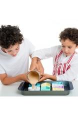 Dena Kids + House + Trees Silicone Toy Set