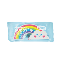 Ooly Rainbow Buddy Scented Jumbo Eraser