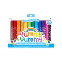 Ooly Yummy Yummy Scented Markers