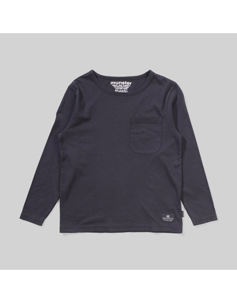 Munster Kids More Of The Same L/S Tee
