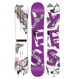 YES Hel Yes Snowboard
