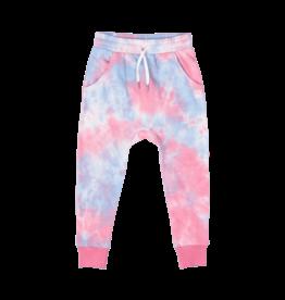 Rock Your Baby Woodstock Tie Dye Track Pants