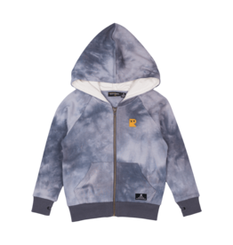 Rock Your Baby Burnt Out Tie Dye Hoodie