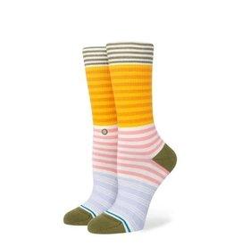 Stance Sunshine Stripe Crew Socks