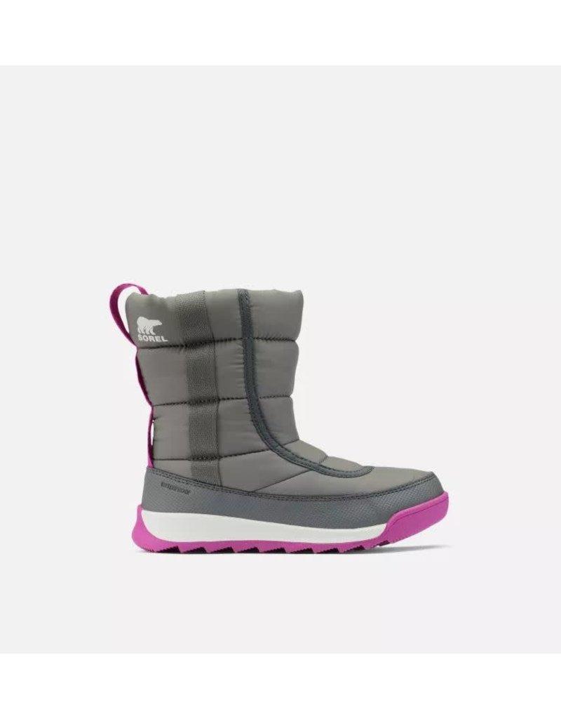 SOREL Childrens Whitney II Puffy Mid Boot