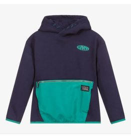 Levis Colorblocked Pullover Hoodie