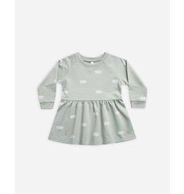 Rylee + Cru Longsleeve Raglan Dress
